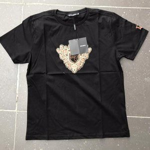 Dolce & Gabbana Casual T-shirt Men's Black